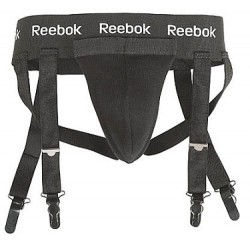 REEBOK Tiefschutz + Strumpfgürtel 3250