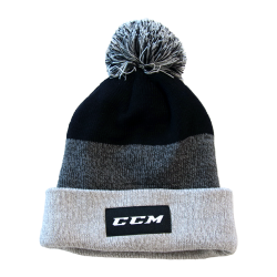 CCM Team Cuffed Knit Pom