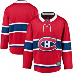 Replica NHL Fanatics Branded Home Jersey Montreal Canadiens SR