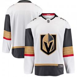 Replica NHL Fanatics Branded Away Jersey Vegas Golden Knights SR