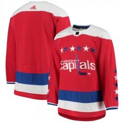 Replica NHL Fanatics Branded Alternate Jersey Washington Capitals SR