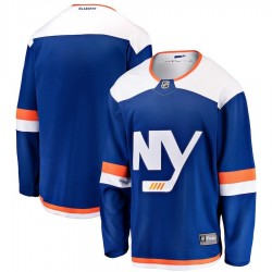 Replica NHL Fanatics Branded Alternate Jersey New York Islanders SR